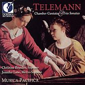 Telemann, G.P.: Chamber Cantatas / Trio Sonatas by Various Artists