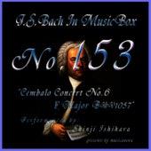 Bach In Musical Box 153 / Cembalo Concert No6 F Minor Bwv1057 by Shinji Ishihara
