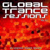 Global Trance Sessions Vol. 1 - EP von Various Artists