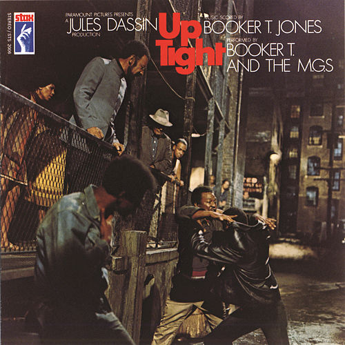 Soundtrack From The Motion Picture 'Uptight' by Booker T. & The MGs