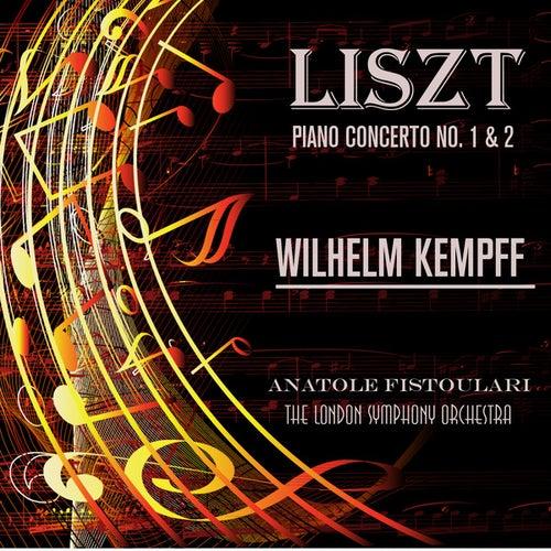 Liszt: Piano Concerto No. 1 & 2 (Remastered) by Wilhelm Kempff