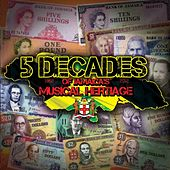 5 Decades of Jamaica's Musical Heritage de Various Artists