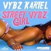 Street Vybz Girl - Single by VYBZ Kartel