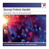 Händel: Music For The Royal Fireworks; Water Music Suite 1-3 - Sony Classical Masters by Jean-Claude Malgoire