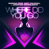 Where Did You Go de Morgan Page