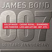 James Bond - 50 Years Anniversary by Johnny Pearson