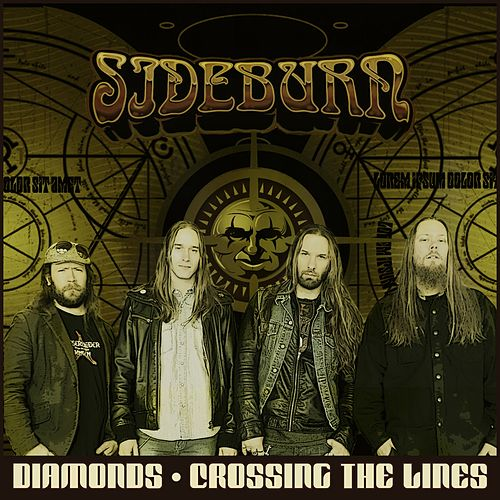Diamonds / Crossing The Lines by Sideburn