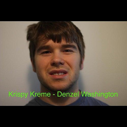 Denzel Washington by Krispy Kreme