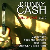 Hall Of Fame Vol. 2 by Johnny Cash