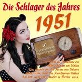 Die Schlager des Jahres 1951 de Various Artists