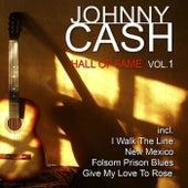 Hall Of Fame Vol. 1 von Johnny Cash
