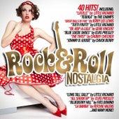 Rock 'n' Roll Nostalgia 40 Hits! de Various Artists