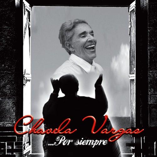 Por Siempre by Chavela Vargas