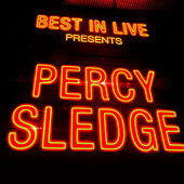 Best in Live: Percy Sledge by Percy Sledge