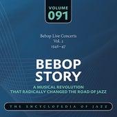 Bebop Live Concerts Vol. 2 (1946-47) de Various Artists