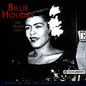 Me, Myself And I de Billie Holiday