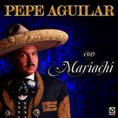 Con Mariachi de Pepe Aguilar