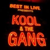 Best in Live: Kool & the Gang de Kool & the Gang