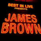 Best in Live: James Brown de James Brown
