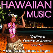 Blue Hawaii: Hawaiian Music and Tropical Songs de Waikiki Hawaiian Guitars