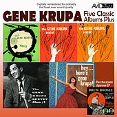 Five Classic Albums Plus (The Gene Krupa Sextet #1 / #2 / #3 / Hey Here's Gene Krupa / The Gene Krupa Trio Collates) [Remastered] de Various Artists
