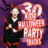 30 Kids' Halloween Party Tracks by Cooltime Kids