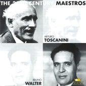 Arturo Toscanini & Bruno Walter de Various Artists