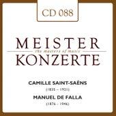 Camille Saint-Saens - Manuel De Falla by Arthur Rubinstein