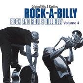 Rock-A-Billy Vol. 4 de Various Artists
