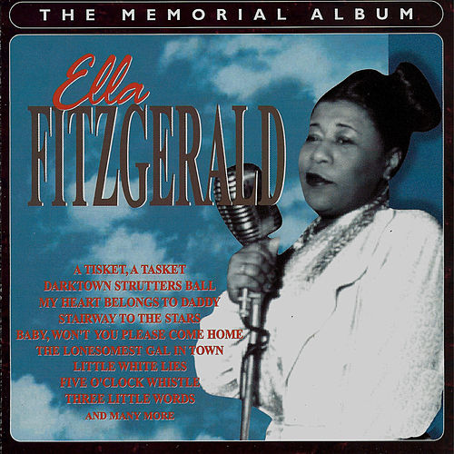 The Memorial Album by Ella Fitzgerald