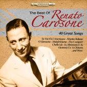 The Best of Renato Carosone 40 Great Songs by Renato Carosone