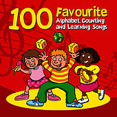 100 Favourite Alphabet, Counting & Learning Songs by The Jamborees