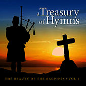 A Treasury of Hymns… Beauty of the Bagpipes - Volume 1 de The Sign Posters