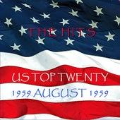 US - August - 1959 van Various Artists