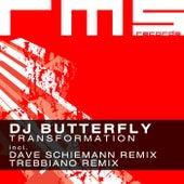 Transformation von DJ Butterfly