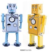 Robot - Eleven de Various Artists