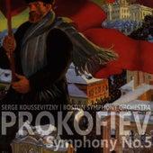 Prokofiev: Symphony No. 5 in B-Flat Major, Op. 100 von Boston Symphony Orchestra