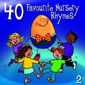40 Favourite Nursery Rhymes & Songs - Volume 2 by The Jamborees