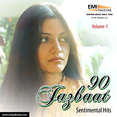 Jazbaat 90 - Sentimental Hits Vol.1 de Various Artists