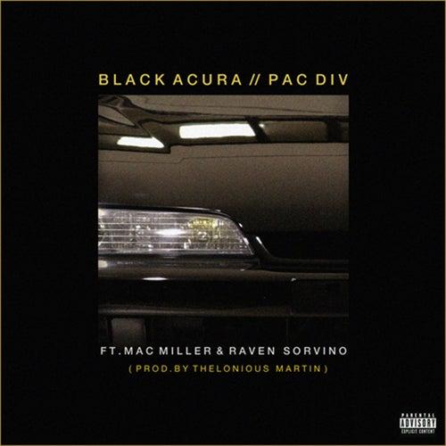 Black Acura - Single by Pac Div