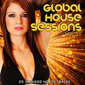 Global House Sessions Vol. 1 - EP de Various Artists