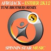 Esther 2K12 von Afrojack