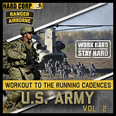 Run To Cadence With The U.S. Army Airborne Rangers, Vol.2 de Run To Cadence