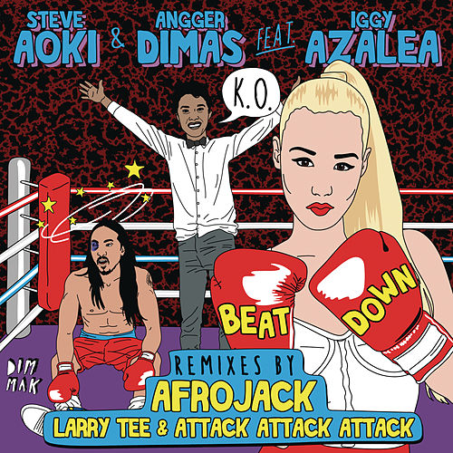 Beat Down [Remixes] by Angger Dimas