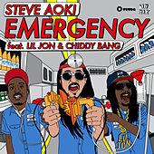 Emergency (feat. Lil Jon & Chiddy Bang) (Remixes) di Steve Aoki