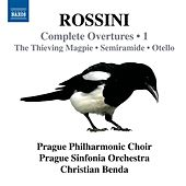 Rossini: Complete Overtures, Vol. 1 by Various Artists