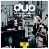 Duo von Sol Gabetta