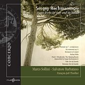 Rachmaninov: Piano works for 4 & 6 hands by Marco Sollini