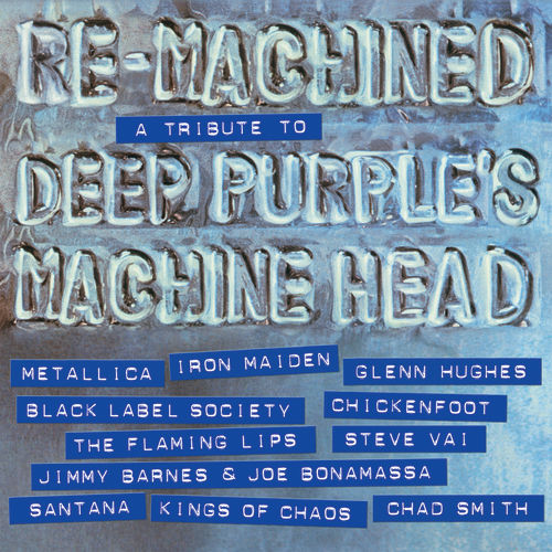 Re-Machined by Various Artists