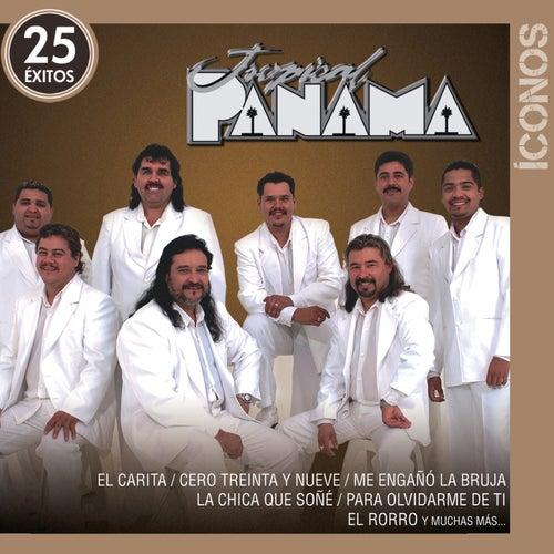 Íconos 25 Éxitos by Tropical Panamá